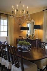 Unusual Traditional Dining Room Design Ideas That Looks Elegant 20