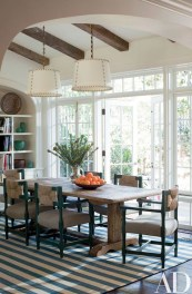 Unusual Traditional Dining Room Design Ideas That Looks Elegant 24