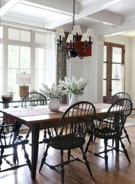 Unusual Traditional Dining Room Design Ideas That Looks Elegant 37