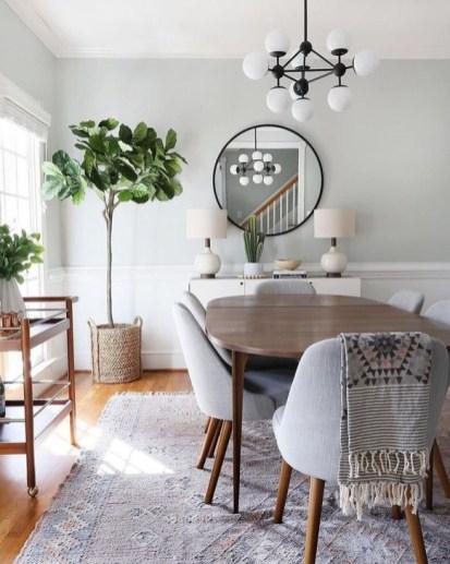 Unusual Traditional Dining Room Design Ideas That Looks Elegant 40