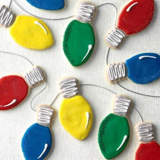 Adorable Diy Christmas Lights Cookies Ideas For Your Décor That Looks Cool07