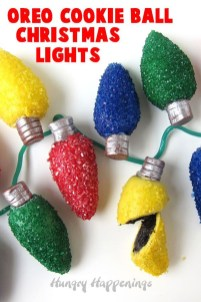Adorable Diy Christmas Lights Cookies Ideas For Your Décor That Looks Cool14