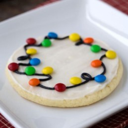 Adorable Diy Christmas Lights Cookies Ideas For Your Décor That Looks Cool19
