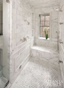 Affordable Marble Tiles Design Ideas In The Wooden Floor21