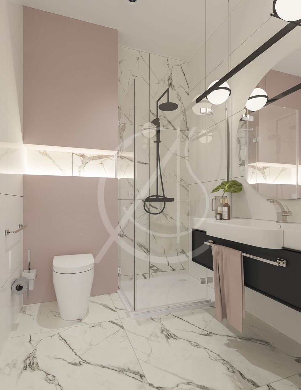 Affordable Marble Tiles Design Ideas In The Wooden Floor33