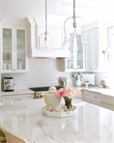 Amazing Scandinavian Kitchen Design Ideas With Island And Cabinets To Try05