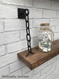 Awesome Diy Turnbuckle Shelf Ideas To Beautify Interior Decor06