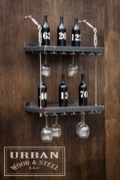 Awesome Diy Turnbuckle Shelf Ideas To Beautify Interior Decor07
