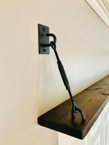 Awesome Diy Turnbuckle Shelf Ideas To Beautify Interior Decor11