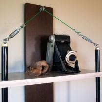 Awesome Diy Turnbuckle Shelf Ideas To Beautify Interior Decor25