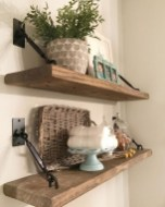 Awesome Diy Turnbuckle Shelf Ideas To Beautify Interior Decor28
