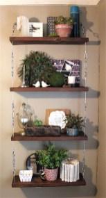 Awesome Diy Turnbuckle Shelf Ideas To Beautify Interior Decor31