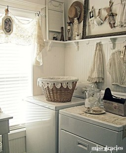 Awesome Laundry And Clothesline Design Ideas To Copy Right Now13