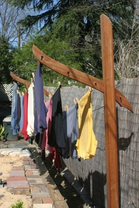 Awesome Laundry And Clothesline Design Ideas To Copy Right Now17