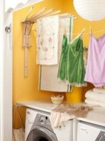 Awesome Laundry And Clothesline Design Ideas To Copy Right Now20