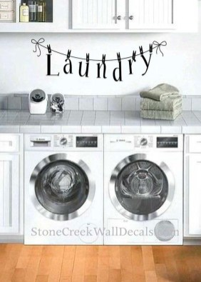Awesome Laundry And Clothesline Design Ideas To Copy Right Now33