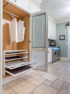 Awesome Laundry And Clothesline Design Ideas To Copy Right Now40