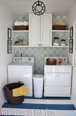 Awesome Laundry And Clothesline Design Ideas To Copy Right Now43
