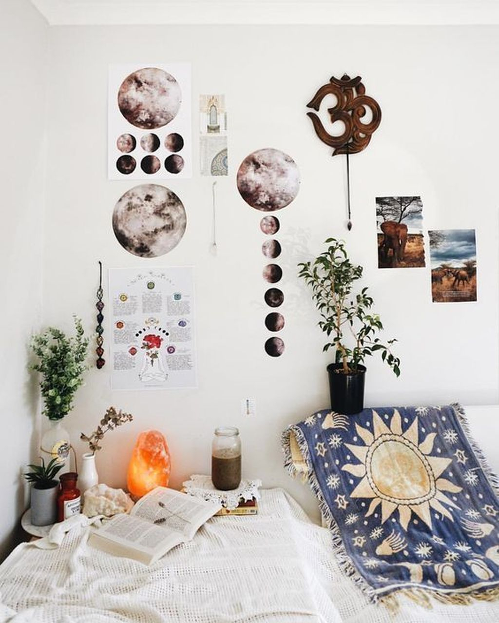 Best Witchy Apartment Bedroom Design To Try Asap16
