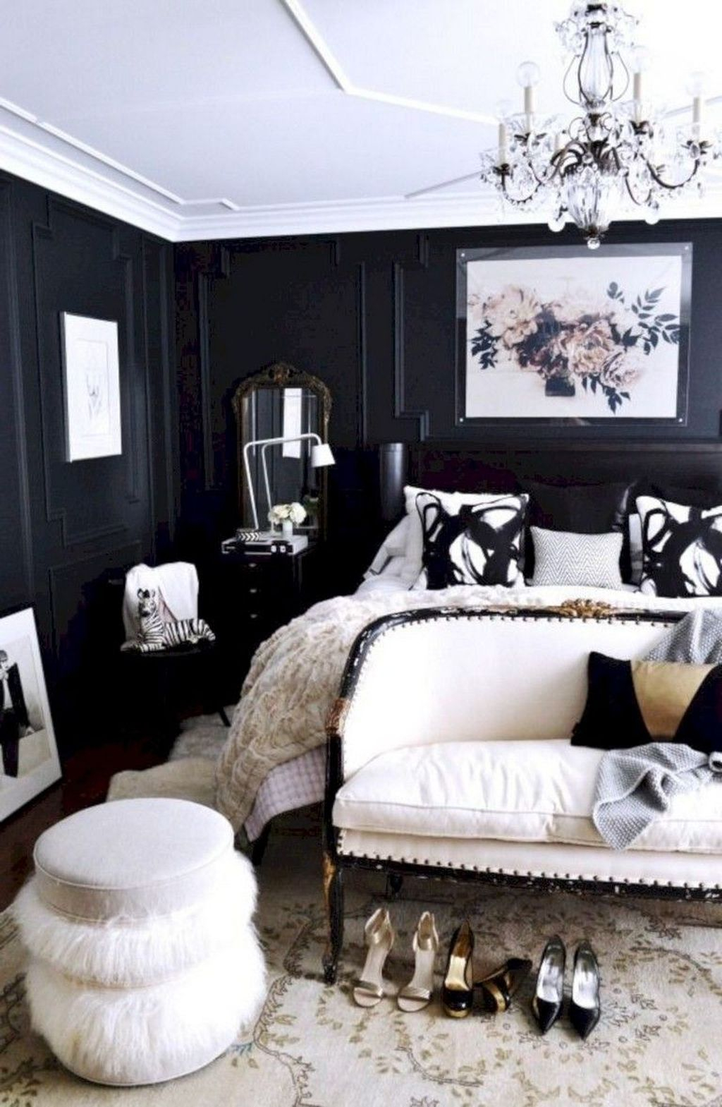 Best Witchy Apartment Bedroom Design To Try Asap26