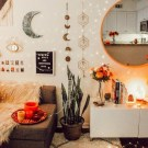 Best Witchy Apartment Bedroom Design To Try Asap37