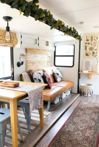 Brilliant Organize Ideas For First Rv Living Design To Try Asap38