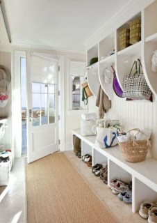 Delightful Mudroom Storage Design Ideas To Have Soon21