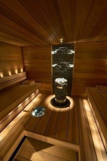 Excellent Palette Sauna Room Design Ideas For Winter Decoration To Try30
