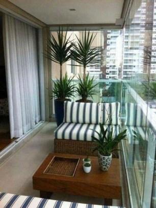 Impressive Fall Apartment Balcony Decorating Ideas To Try39