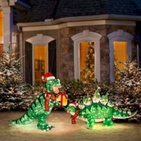Spectacular Lawn Design Ideas For Christmas This Year To Try Soon22