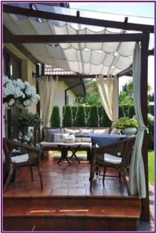 Stunning Home Patio Design Ideas To Try Today12