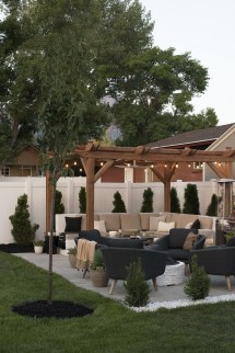 Stunning Home Patio Design Ideas To Try Today21