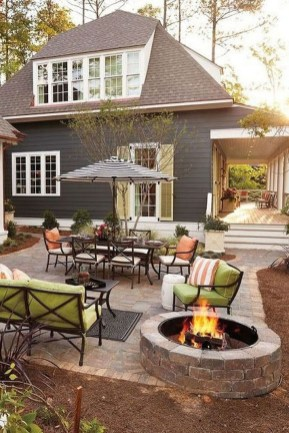 Stunning Home Patio Design Ideas To Try Today26