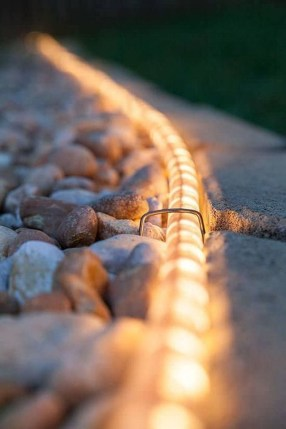 Unusual Lights Design Ideas To Beautify The Garden34