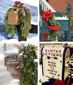 Wonderful Interior And Exterior Atmosphere Ideas For Christmas Décor To Copy03