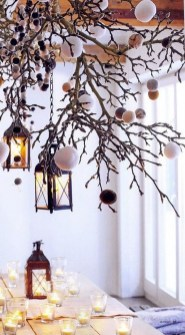 Wonderful Interior And Exterior Atmosphere Ideas For Christmas Décor To Copy19
