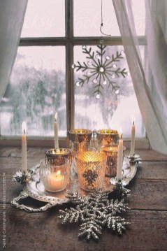 Wonderful Interior And Exterior Atmosphere Ideas For Christmas Décor To Copy26