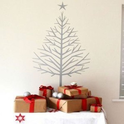 Wonderful Interior And Exterior Atmosphere Ideas For Christmas Décor To Copy29