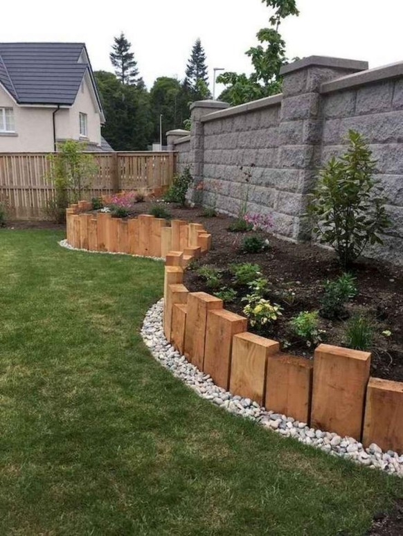 Attractive Backyard Landscaping Design Ideas On A Budget Can You Try 39