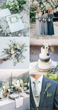 Attractive Summer Wedding Decor For Outdoor Ideas To Try Asap 17