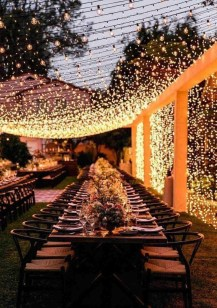 Attractive Summer Wedding Decor For Outdoor Ideas To Try Asap 19