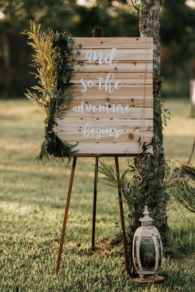 Attractive Summer Wedding Decor For Outdoor Ideas To Try Asap 40