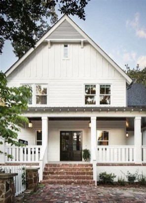 Captivating Farmhouse Exterior House Design Ideas To Copy Right Now 18