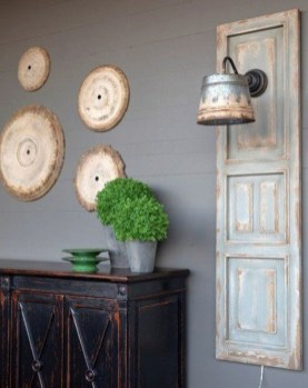 Casual Diy Farmhouse Wall Decorations Ideas On A Budget 20
