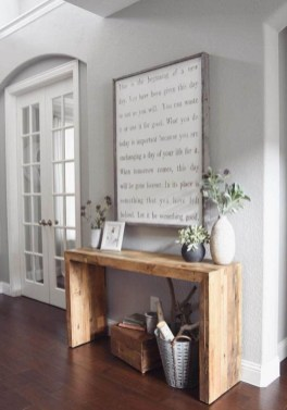 Casual Diy Farmhouse Wall Decorations Ideas On A Budget 39