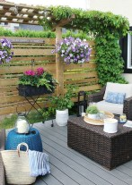 Chic Summer Planter Design Ideas For Summer Outdoor Pool 33