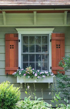 Classy Shutters Design Ideas That Will Amaze You 08