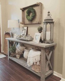 Comfy Farmhouse Living Room Decor Ideas That Make You Feel In Village 19