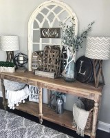 Comfy Farmhouse Living Room Decor Ideas That Make You Feel In Village 24