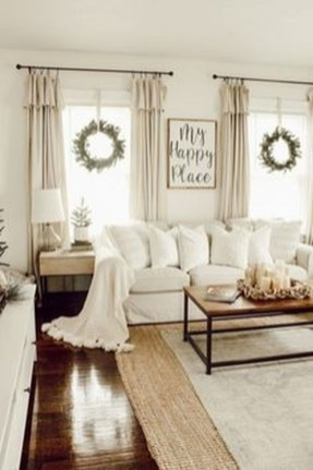 Comfy Farmhouse Living Room Decor Ideas That Make You Feel In Village 25